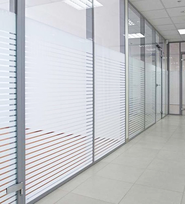 the perfect application for conference rooms private offices glass partitions and wherever there is a need for decorative privacy - Decorative Films